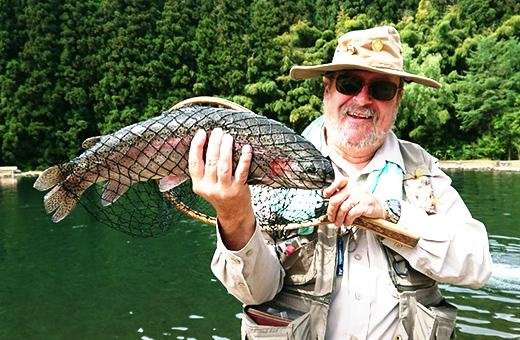 思い思いの釣りを楽しめ